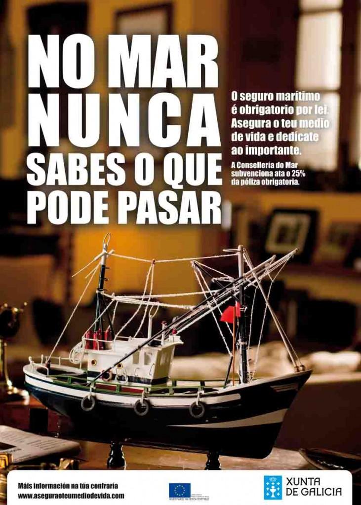 Que ningún barco salga al mar sin seguro