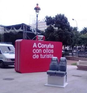 A Coruña con ollos de Turista. Gústame!