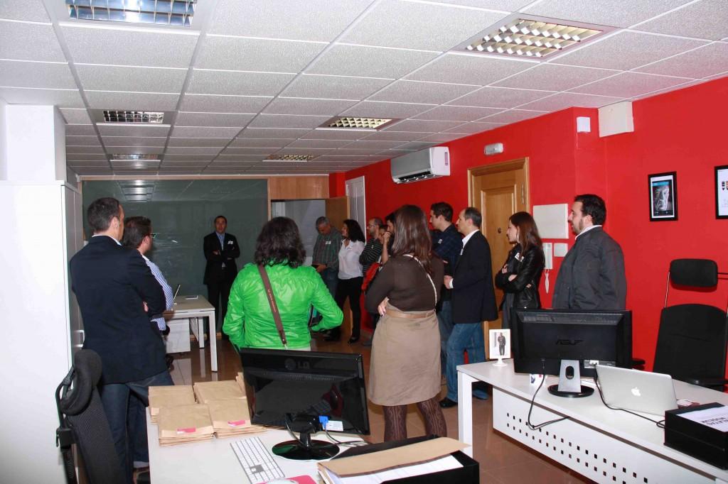 Inauguración Agencia de Publicidad