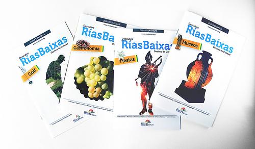 Guías turísticas Rías Baixas