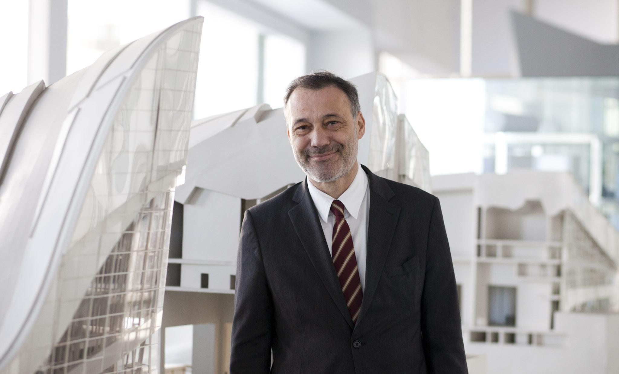 Roberto Varela Conselleiro de Cultura y Turismo Xunta de Galicia