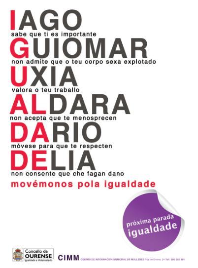 Campaña Concello de Ourense