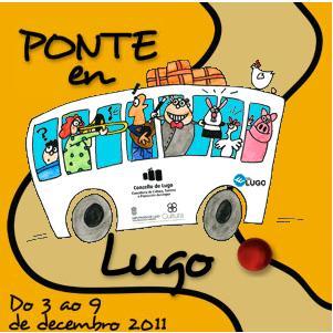 Ponte en Lugo Concello de Lugo