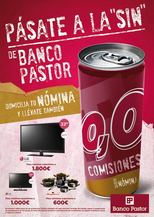 Campaña Banco Pastor