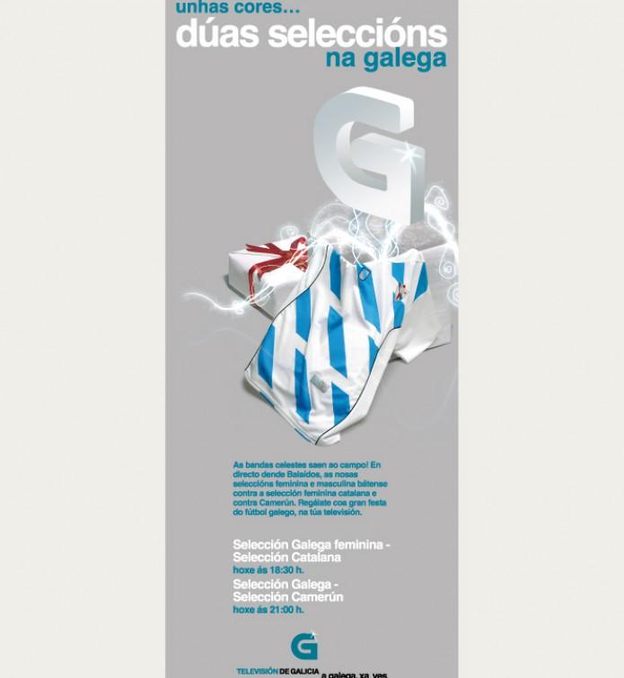 Campaña Publicitaria Galicia