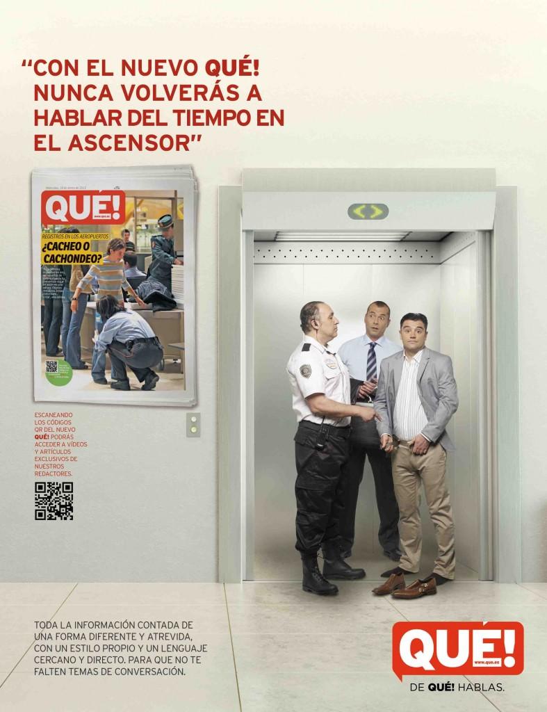 Diario gratuito Que! Bap&Conde