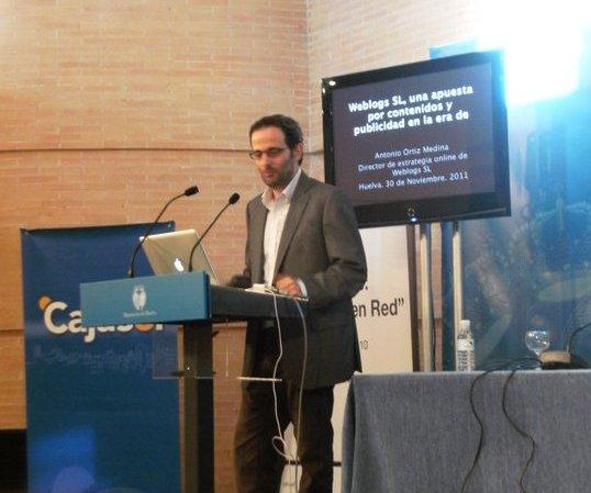 Antonio Ortiz Iniciador Galicia