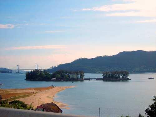 Isla de San Simón #nethinking