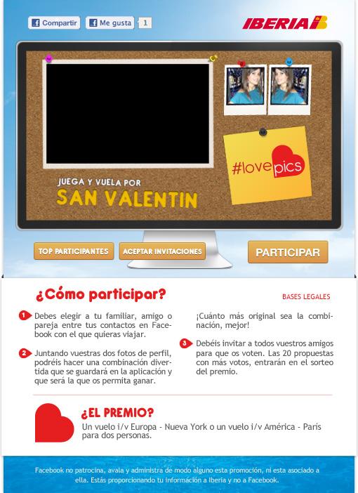 Campaña de San Valentín de Iberia