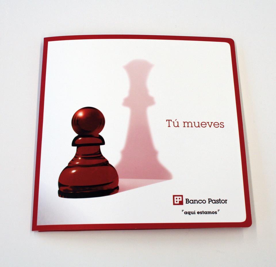 Banco Pastor Ajedrez