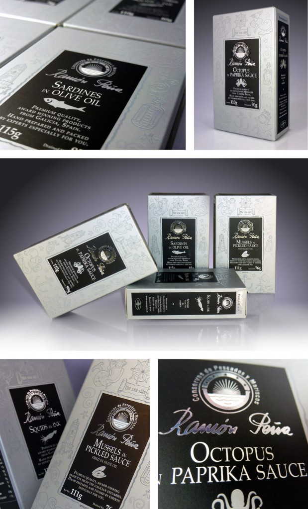 Packaging Conservas