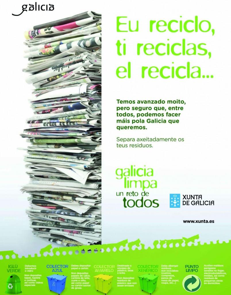 Campaña Reciclar