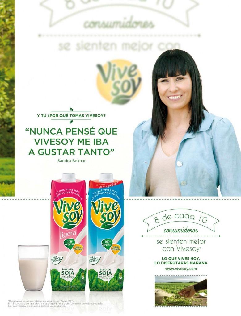 Campaña Vivesoy