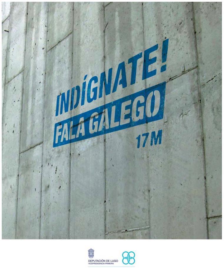 Indignate Diputacion Lugo
