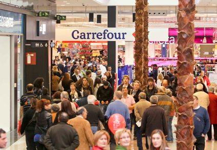 Centro Comercial As Cancelas Santiago de Compostela