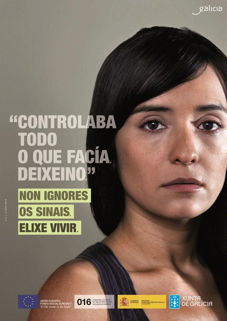 Campaña violencia de género