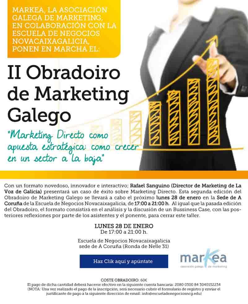 Asociación Galega de Marketing Markea