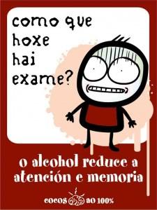 Consumo de alcohol jóvenes
