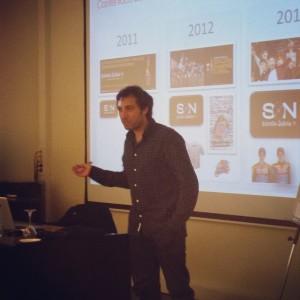 José Cabanas - Director de Marketing Estrella Galicia