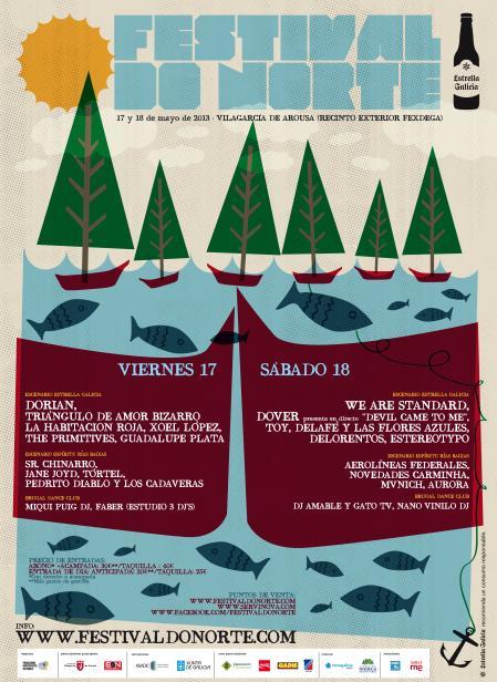 Festival do Norte Vilagarcía de Arousa