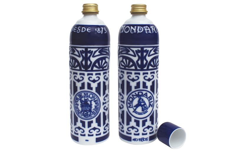 Botella Sargadelo Agua de Mondariz