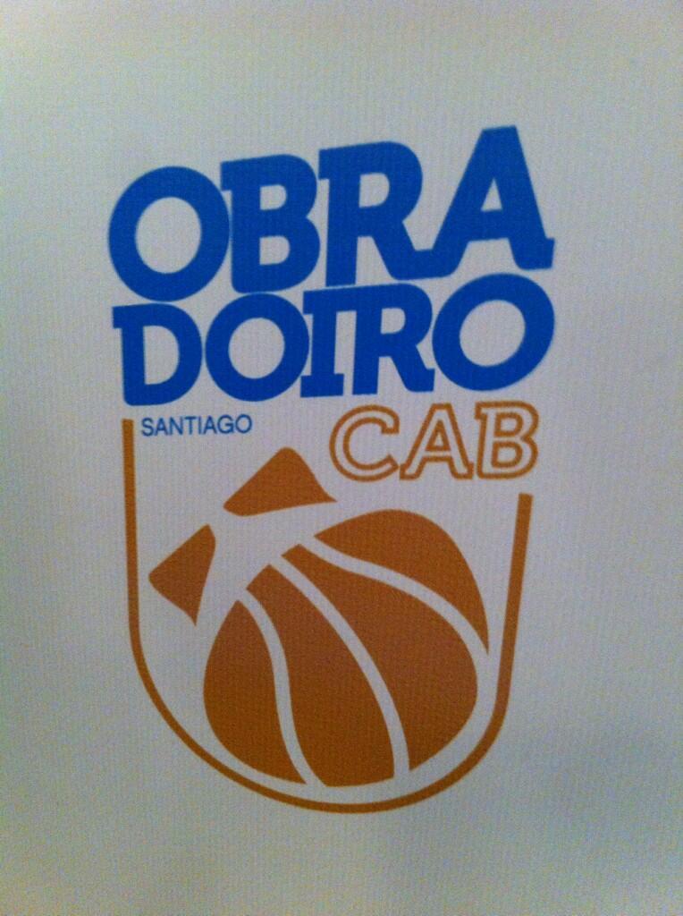 Escudo imagen corporativoa Obradoiro CAB