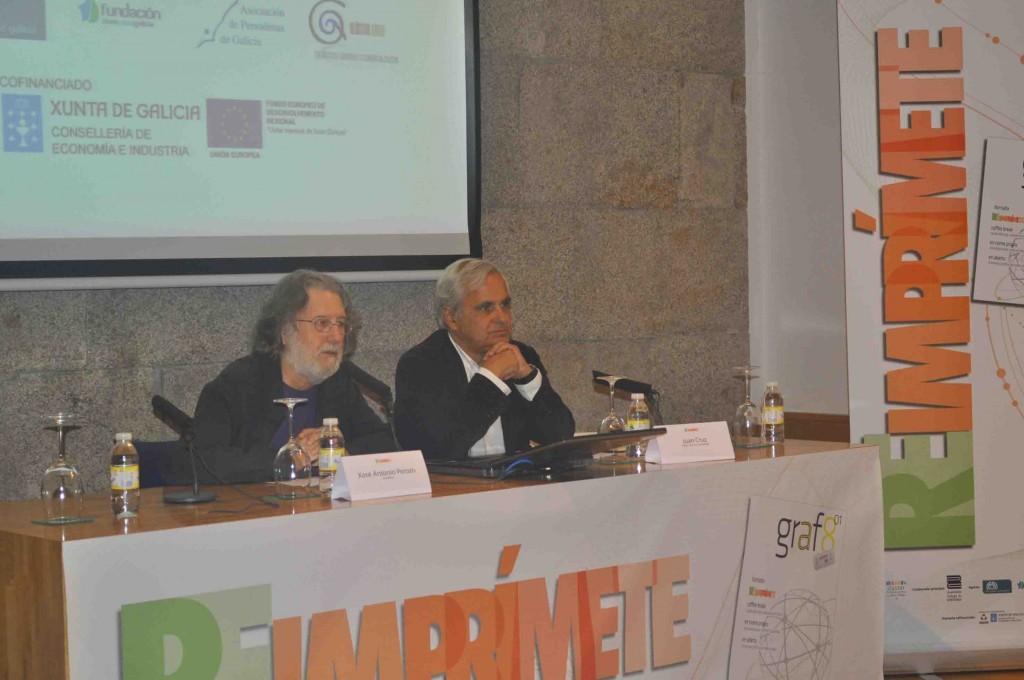 Cluster del Producto Gráfico  y del Libro de Galicia