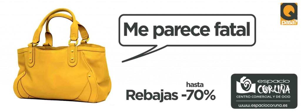 Campaña Rebajas Centro Comercial