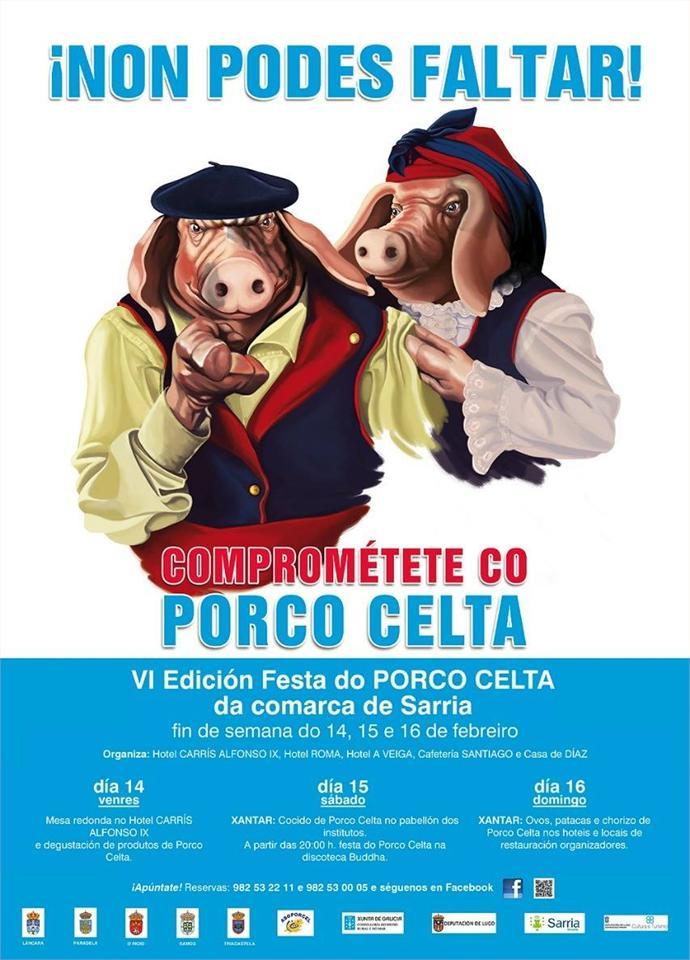 Festa do Porco Celta