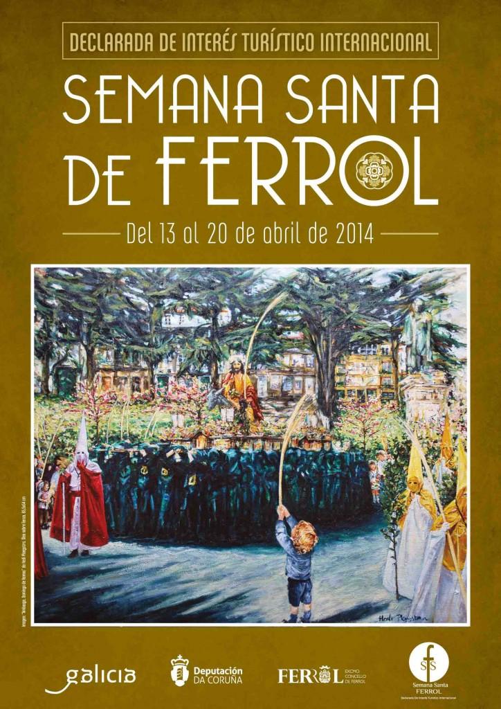 Semana Santa Ferrol 2014