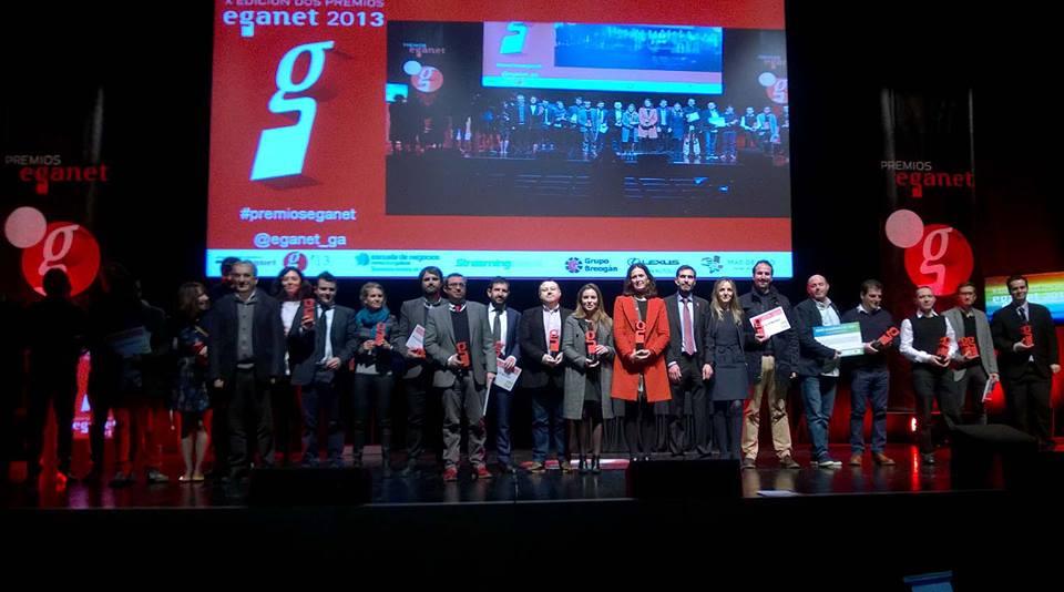 PREMIOS EGAET 2013