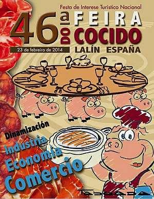 Feria do Cocido Lalín 2014