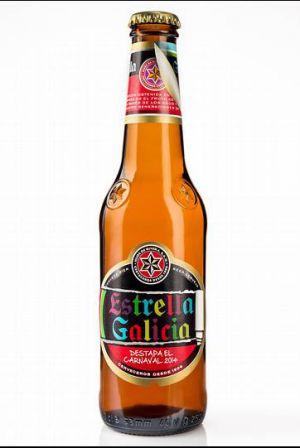 Botella Estrella Galicia