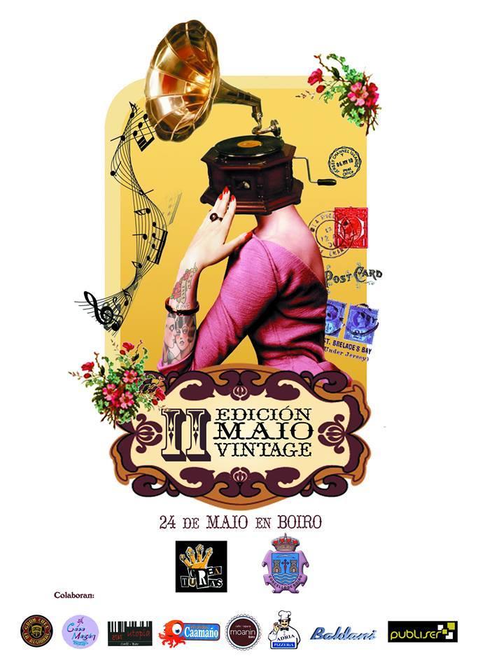 II Maio Vintage en Boiro