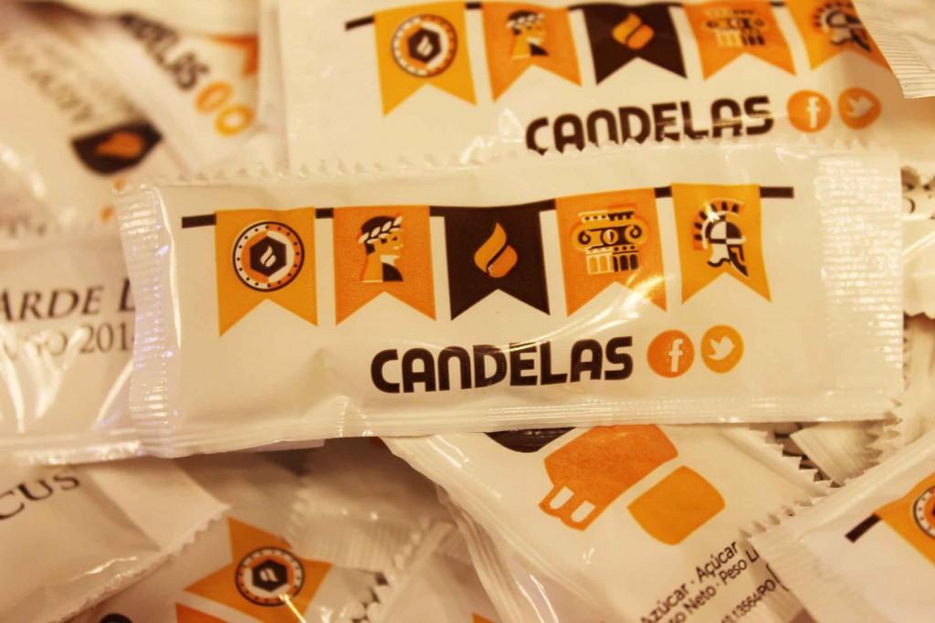 Café Candelas y Arde Lucus