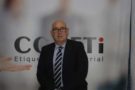 Luis Fernández director de Coreti