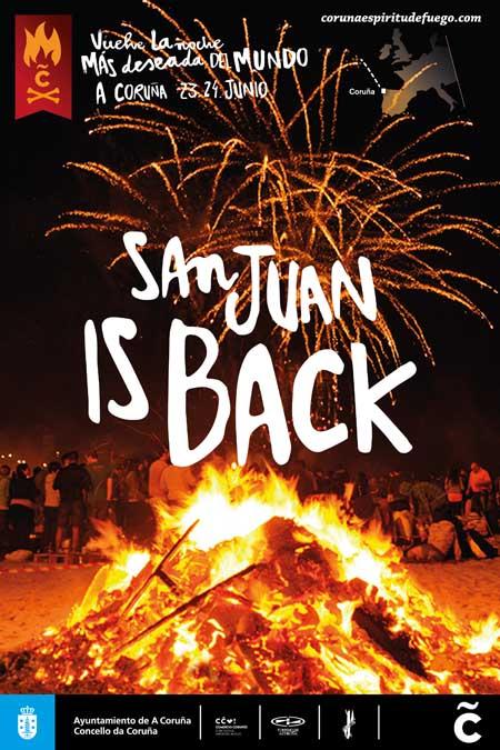 Cartel campaña San Juan 2014