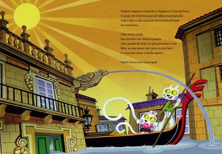 exposicion santiago ciudad ilustrada