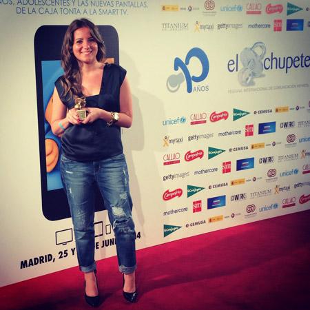 Premio El Chupete Larsa y BAP&Conde