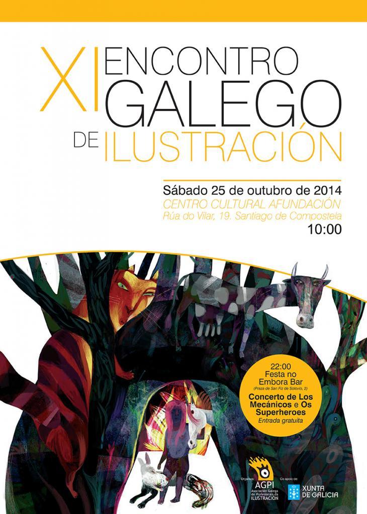 Ilustradores Galicia
