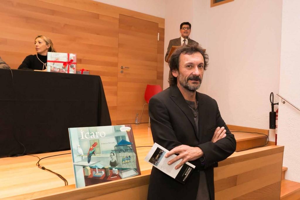 Premio Compostela Album Ilustrado