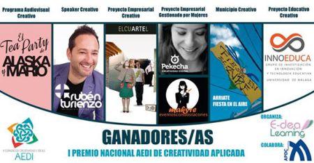Premios Creatividad