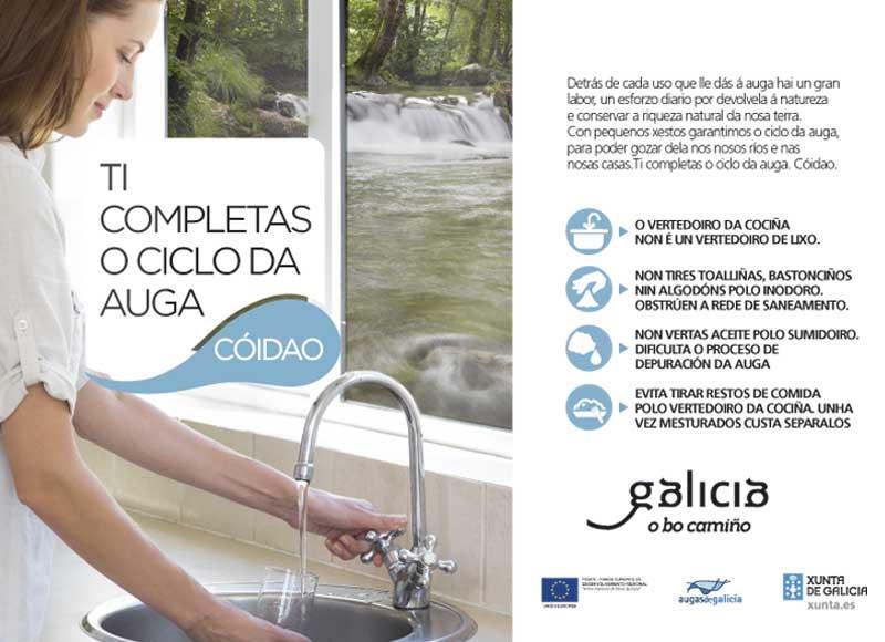 Augas de Galicia