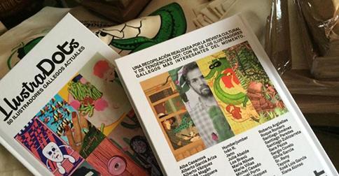 Ilustradores gallegos