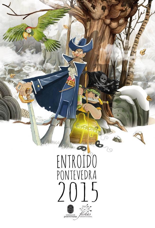 Carnavales Pontevedra