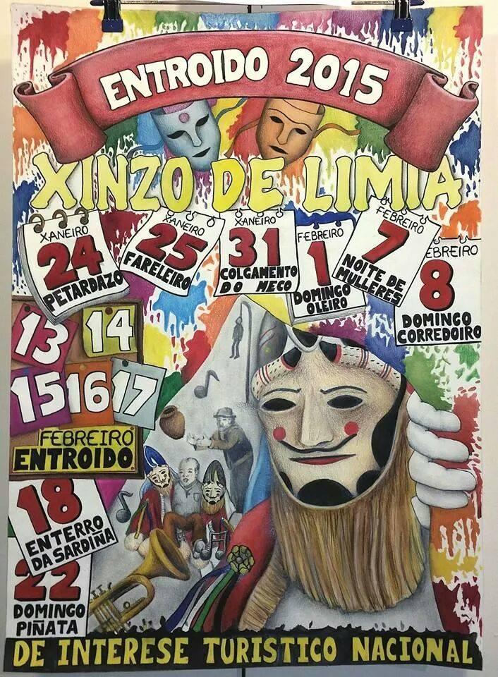 Carnavales Xinzo de Limia Galicia