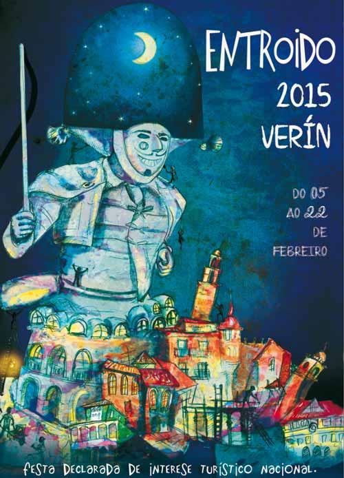 Carnavales Verín Galicia