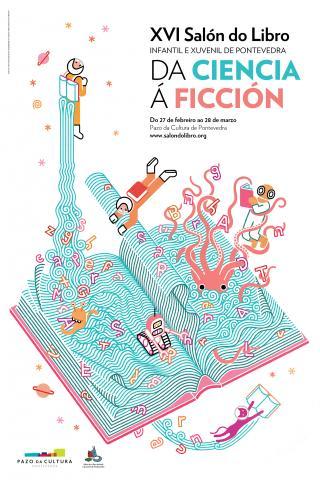 cartel salón libro infantil2015