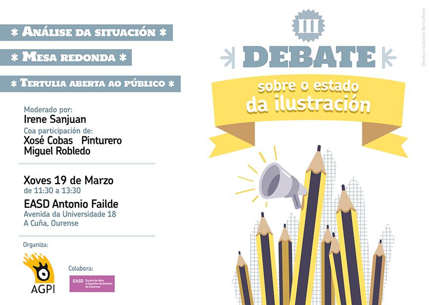 III Debate sobre la ilustración