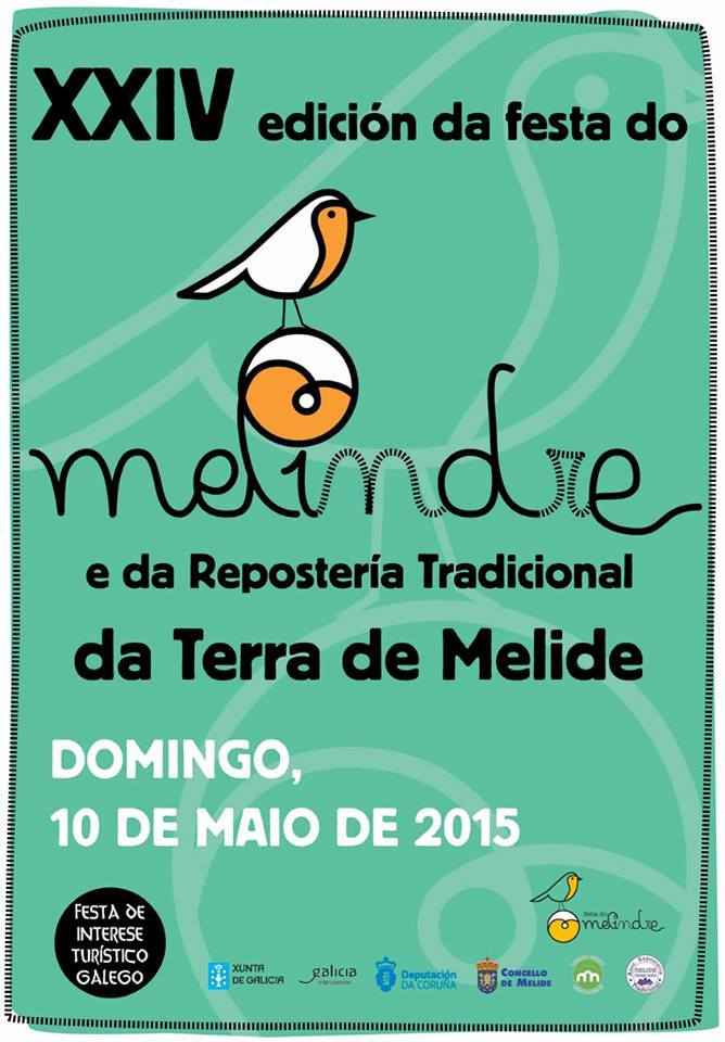 cartel festa do melindre 2015